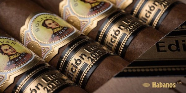 Bolivar Limited Edition 2018 Soberanos Cigar