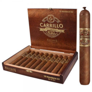 E.P Carrillo Original Rebel Natural Maverick Robusto Cigar